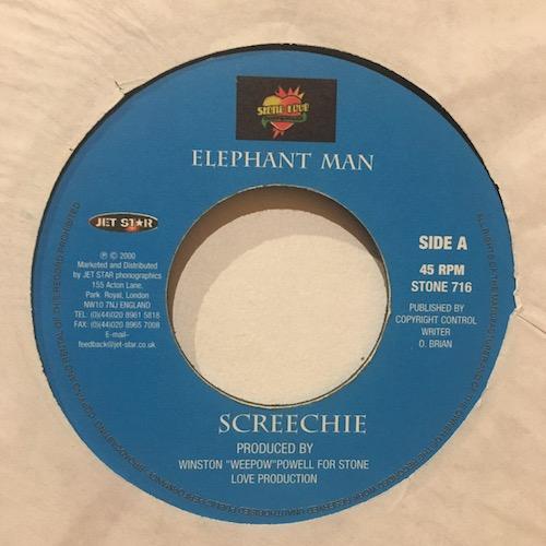 Elephant Man / Frankie Sly – Screechie / Think Unu Know
