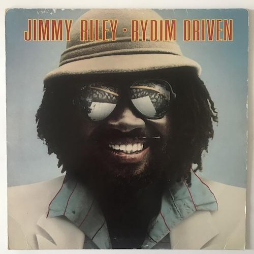 Jimmy Riley – Rydim Driven