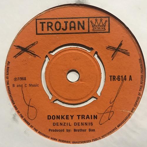Denzil Dennis – Donkey Train / Down By The Riverside