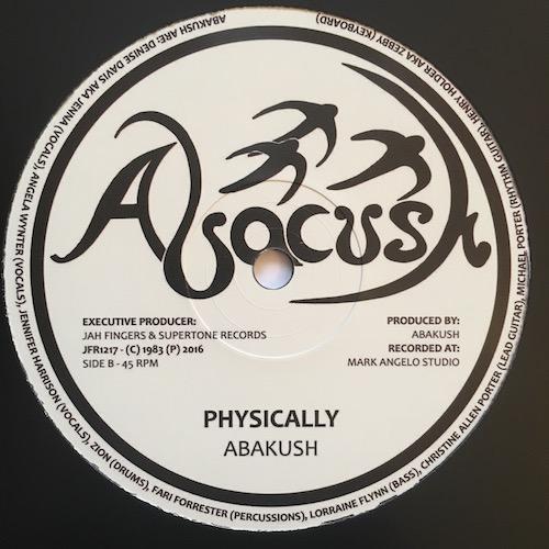 Abacush – Cush / Physically