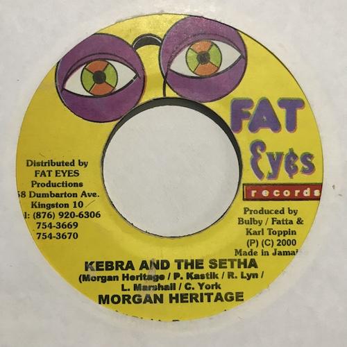 Morgan Heritage – Kebra And The Fetha