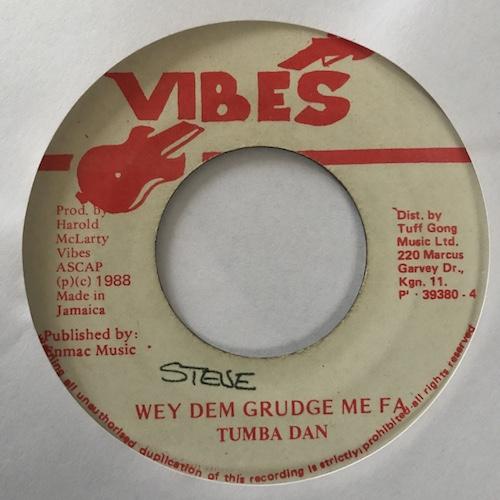 Tumba Dan – Wey Dem Grudge Me Fa