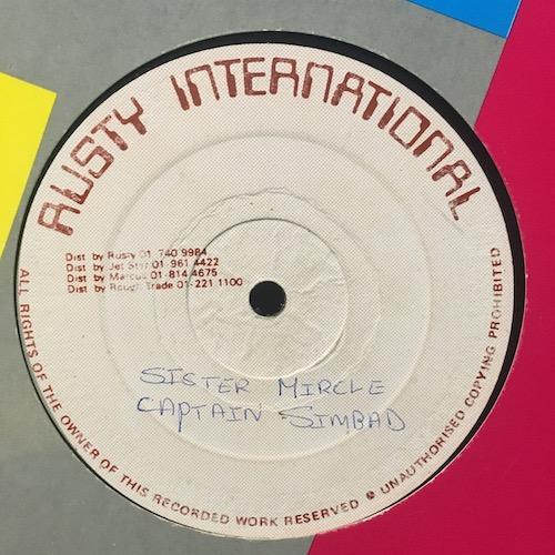 Captain Simbad / Ashanti Waugh – Sister Mircle / Funny Love