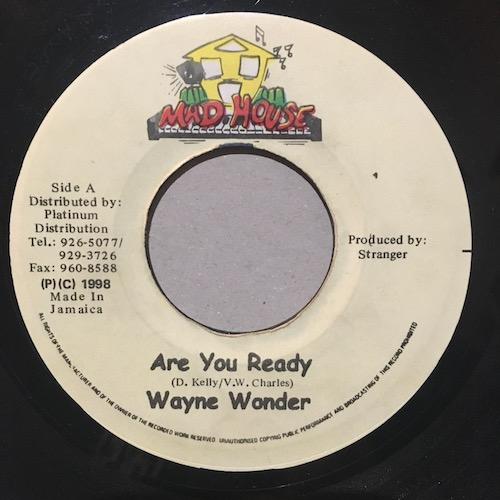 Wayne Wonder – Are You Ready