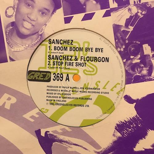 Sanchez & Flourgon / Xterminator Crew – Boom Boom Bye Bye