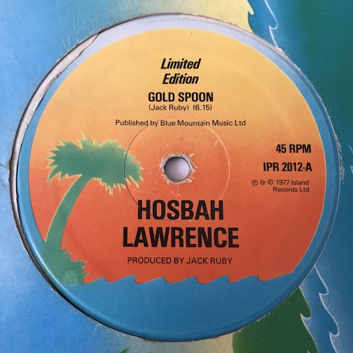 Hosbah Lawrence – Gold Spoon / Idle Dog