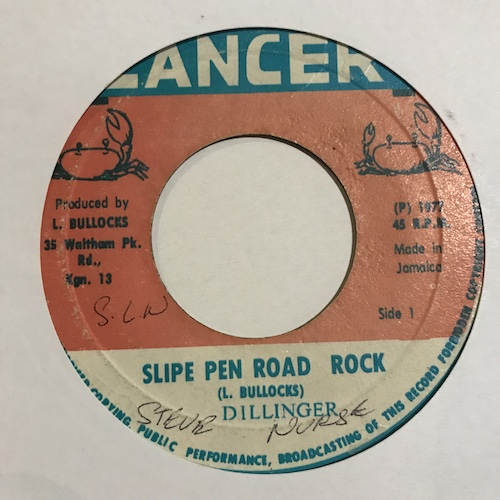Dillinger – Slipe Pen Road Rock / Tell Me The Truth