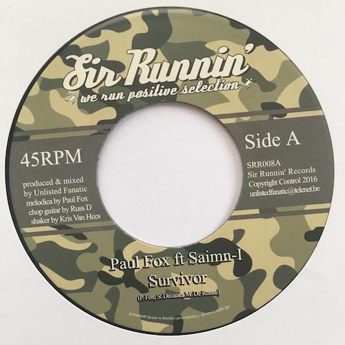 Paul Fox Feat Saimn-I – Survivor