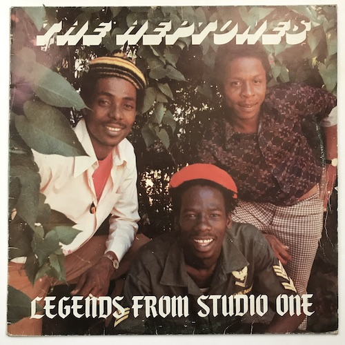 The Heptones – Legends From Studio One