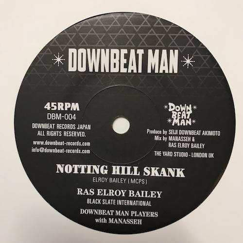 Elroy Bailey – PERILOUS DAYS & NIGHTS / NOTTING HILL SKANK