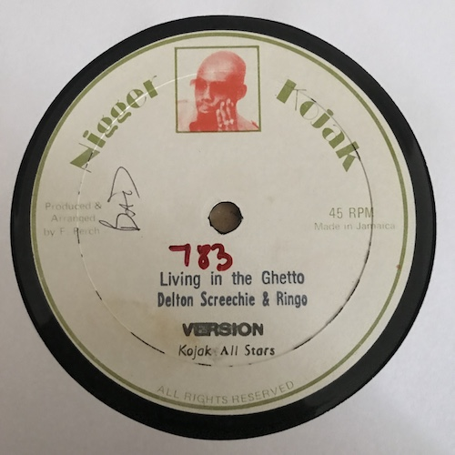 Delton Screechie, Ringo – Living In The Ghetto