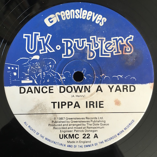Tippa Irie – Dance Down A Yard