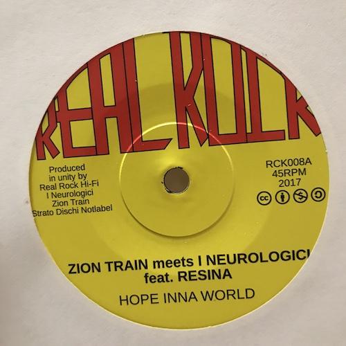 Zion Train Meets I Neurologici Feat. Resina – Hope Inna World