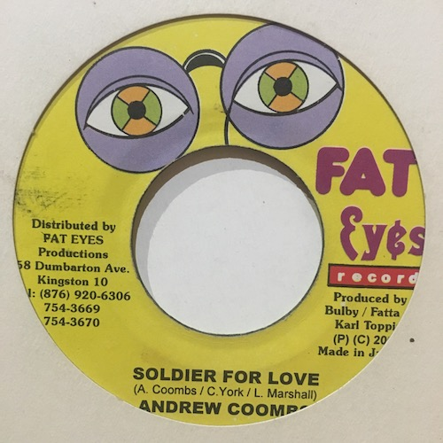 Andrew Coombs – Soldier For Love