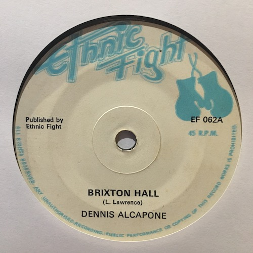 Dennis Alcapone – Brixton Hall