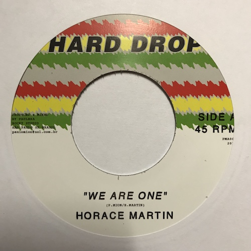 Horace Martin – We Are One