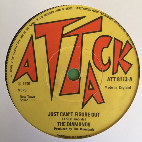 The Diamonds – Just Can't Figure Out