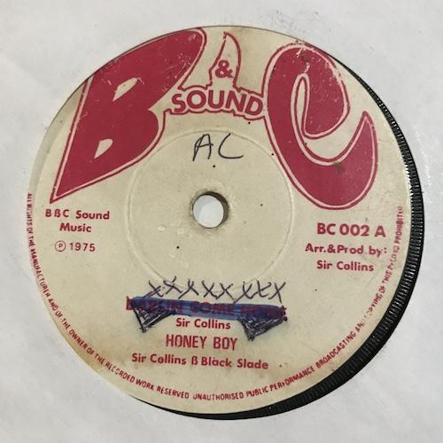 Honey Boy / Sir Collins – Darlin Come Home / We A Come Dread