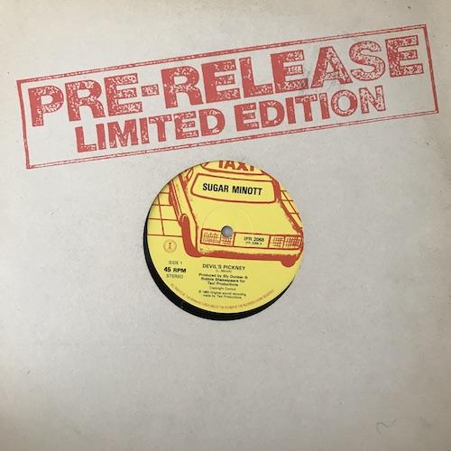 Sugar Minott / Sly & Robbie – Devil's Pickney / Conquer Me / Swing Easy