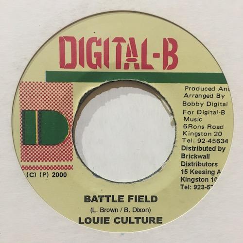 Louie Culture – Battle Field