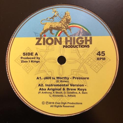 Pressure - Jah Is Worthy
